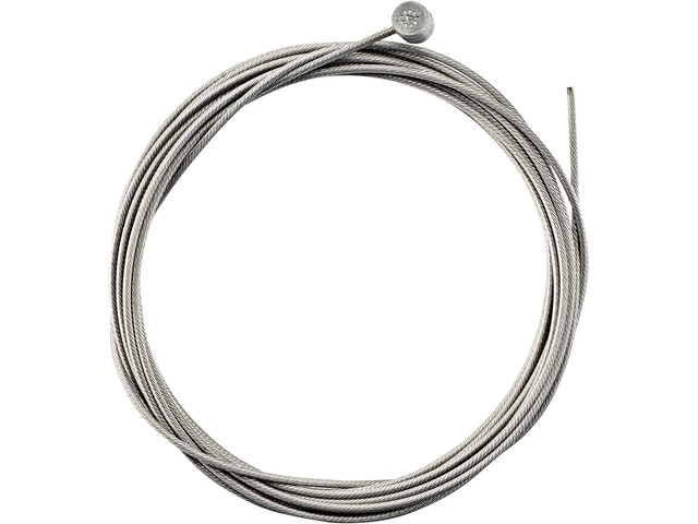 Jagwire MTB Brake Cable for Shimano/MTB Tandem Polished silver